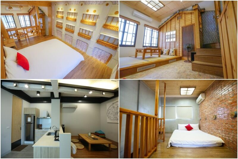 Slow Tainan Homestay is closed to  Tainan Confucius Temple and the National Museum of Taiwan Literature.