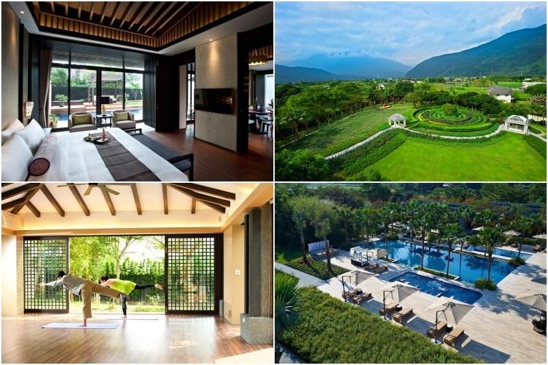 Hotel in East Rift Valley in Ji'an, Hualien: Gaeavilla Resort