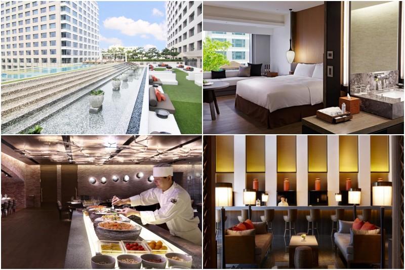 Silks Place Tainan, the best 5-start hotel in Tainan.