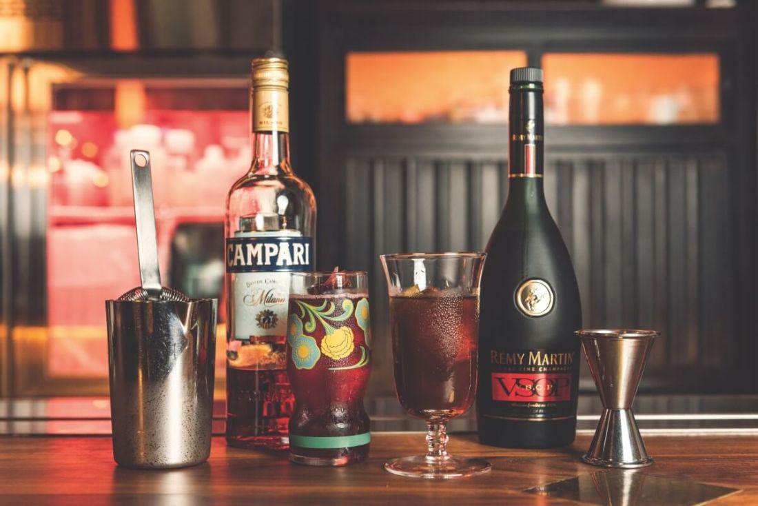 Taipei bar culture and bartending