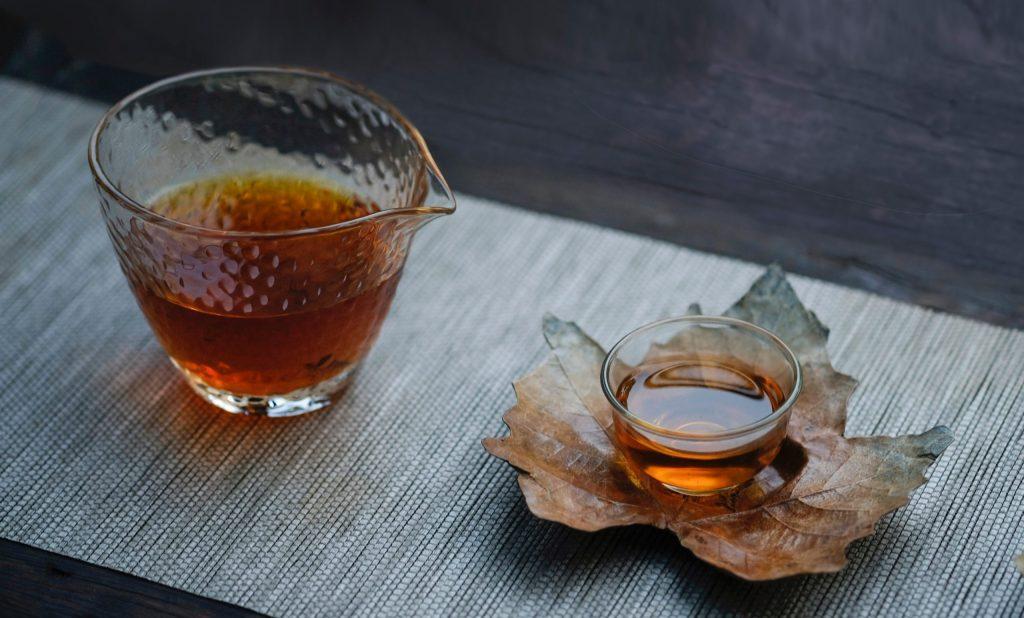 適合搭配桂花茶的茶
