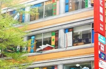2015 07 14 100917 - 【熱血採訪】台中五南文化廣場變身為複合式親子餐廳&書店~結合Popa動畫親子館、龍二日式料理、索瓦餐廳,有圖書、手作、餐飲、親子活動