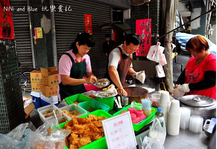 台中第五市場小吃~日棧飯糰,在地人排隊美食(美食節目尚未報導)
