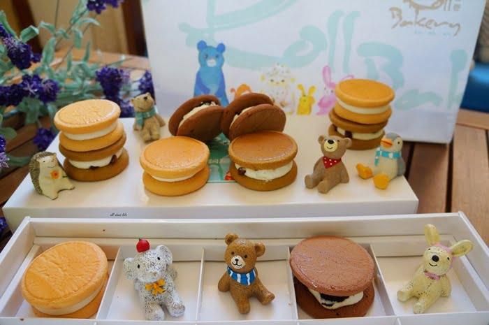 [熱血採訪]台中團購美食 卷卷蛋糕生乳銅鑼燒 宅配冰冰好好吃