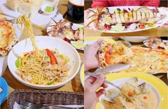 2017 02 22 042538 - 【熱血採訪】默爾義大利餐廳:漂亮歐風裝潢義式餐酒館 想吃義大利麵 燉飯 披薩 啤酒或焗烤通通有!
