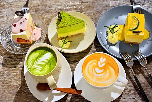 [台中]ALLO Friend--巷弄咖啡廳,來一份療癒的乳酪蛋糕吧!@西區 華美街