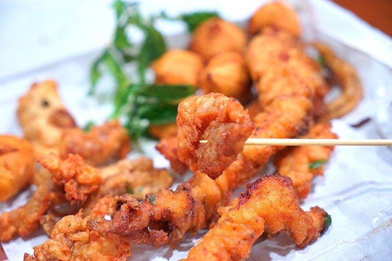 北區鹹酥豬│鹹酥雞鹹酥豬傻傻分不清,多種特別炸物等你來挑戰