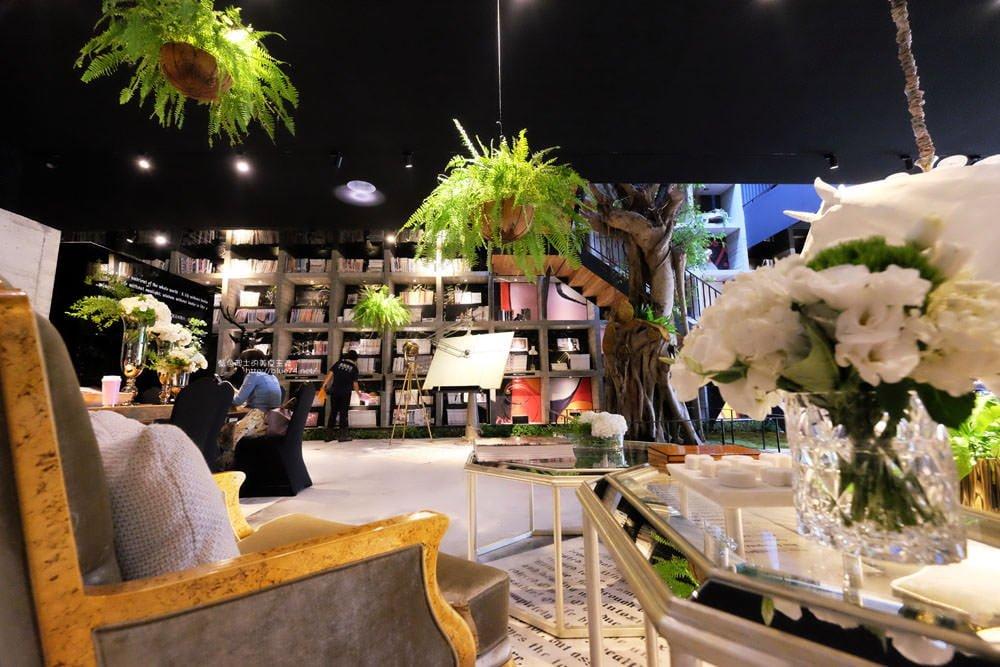 樂樂書屋-中科森林系唯美浪漫圖書館.設計大師張清平新作.書只交換不販售.100元享受書籍跟空間及咖啡飲品