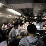 台中北屯│錵鑶日本料理台中文心店。台中也能吃得到錵鑶囉!人氣主廚聖凱師現場料理給你看!