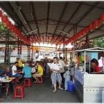 樂天宮炒麵║在地傳統早餐,銅板美味,炒麵、炒米粉、肉燥飯只要20元~