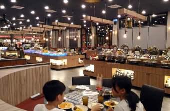 貴族世家鮮饌館|單點排餐320元起 自助式鮮作熟食炸物飲料冰淇淋吃到飽 台中青海店