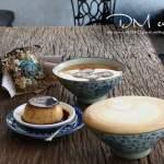 DM Cafe│隱身在巷弄中的老宅咖啡,近教育大學英才校區~用碗公裝咖啡,價格親民又大碗,還有好吃的手工蒸布丁哦!