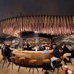 星巴克台中大英門市-咖啡城市中的全台第二間星巴克摩登典藏吧台門市.中南部唯一的雙吧台