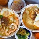台中西區 | ㄔ麵小酸辣。ig最新爆紅打卡點,麵條、主食、湯頭全部diy自己配,一開店就排隊,不等一個小時吃不到!
