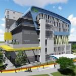 台中第五座國民運動中心動工啦!大里國民運動中心預計2020年3月完工