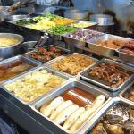 台中西屯︱台南蘇虱目魚.平價又美味的銅板美食,小菜選擇性多,點滿一桌也不傷荷包