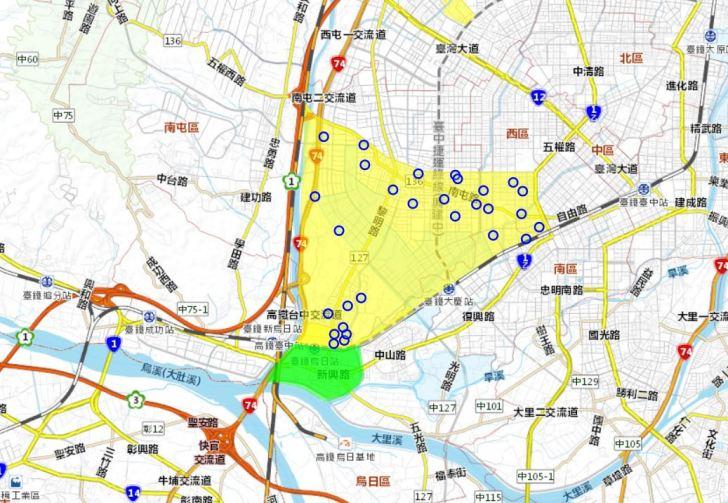 2018 06 26 175731 - 台中市停水公告│明日27起部分區域將停水23小時,請盡速做好儲水準備
