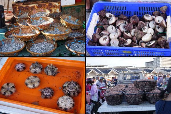 2018 07 17 172608 - 澎湖魚市場│早上6點過後很多海鮮都會沒了,想去要趁早,價格便宜人潮多