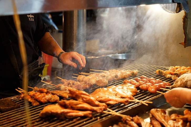 2018 09 15 171849 - 烏日觀光夜市│正統烤肉一周營業三天,每天都不同人烤