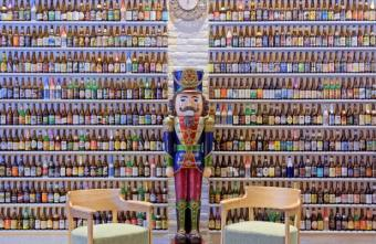 2018 09 30 103955 - 熱血採訪│400多款精釀啤酒喝不完!隱身在青海路的薩克森餐酒館旗艦店,餐點氣氛都不錯!