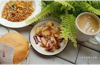 2018 10 30 154202 - 台中蔬食早午餐║隱藏鬧區內平價中西式早午餐、蛋奶素、全素、點心樣樣有~