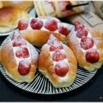 豐原甜點|草莓季限定夢幻草莓香頌、草莓罐罐、一吃准愛上這個酸甜味道(需預訂)