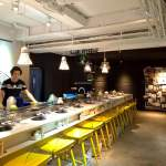 街喜鍋|一中商圈新開幕 迴轉鍋物午間套餐128元起 空間時尚好拍照