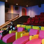 全台第一座溜滑梯親子影廳就在台中in89豪華影城,小朋友限定可愛沙發區,海盜船溜滑梯、球池、盪鞦韆都在這啦