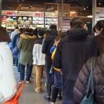 台中又一漢堡王據點開幕!漢堡王JMall店是獨立店面,開幕優惠任選兩套餐點就送限量購物袋!