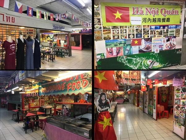 2019 02 16 213503 - 2019東協廣場美食、超市賣場、服飾百貨、1至3樓環境懶人包