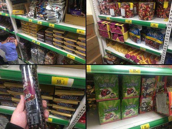 2019 02 18 204117 - 台中東南亞超市│超多零食的RJ Supermart ,千萬不要假日前往人潮擠爆了