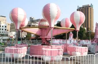 2019 02 25 175059 - IG超夯粉紅熱氣球打卡點就在台中,還有粉紅色咖啡杯及粉紅旋轉木馬~