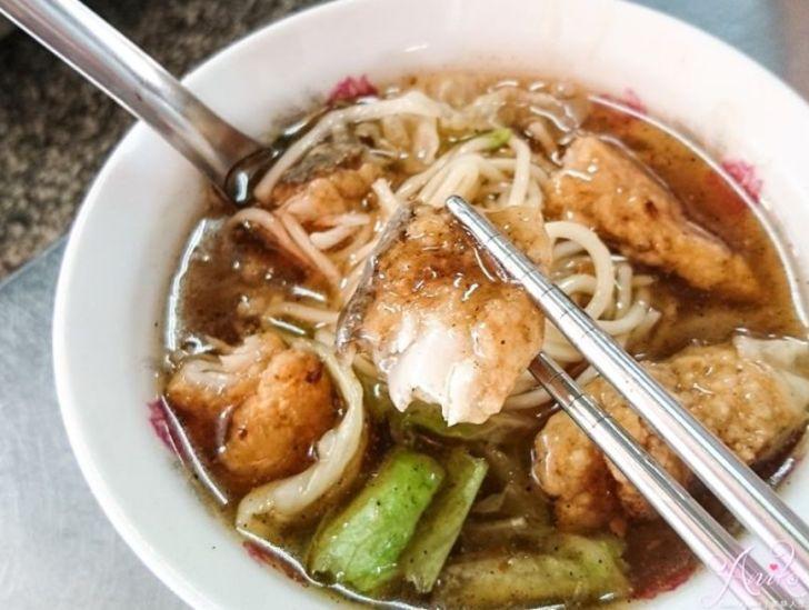 2019 04 10 142504 - 好味紅燒土魠魚羹,國華街美食也是老字號的兄弟店