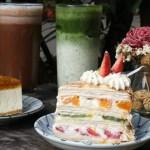 Supple Coffee,一個人也很適合來的咖啡館,隱在寧靜的住宅區裡頭,主打千層蛋糕及美味生乳酪~