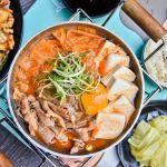 熱血採訪│台中韓式料理商業午餐平日限定,石鍋拌飯、沙里麵、冬粉煲任你挑選