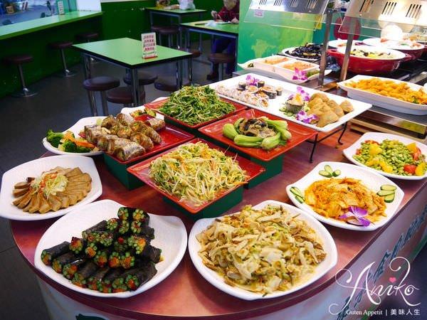 2019 05 08 105320 - 長春健康素食是台南素食者天堂,自助式且菜色多變化,五穀飯內用無限吃到飽
