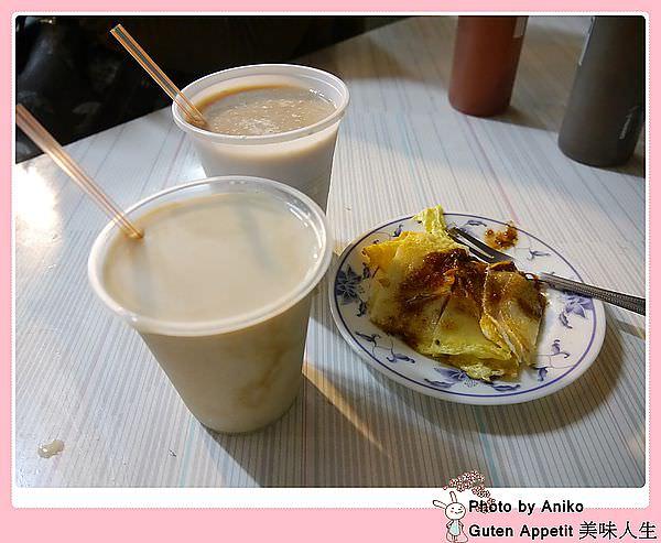2019 05 22 150957 - 豆奶宗從宵夜時段營業到早上的台南宵夜早餐店,沙茶蛋餅必點