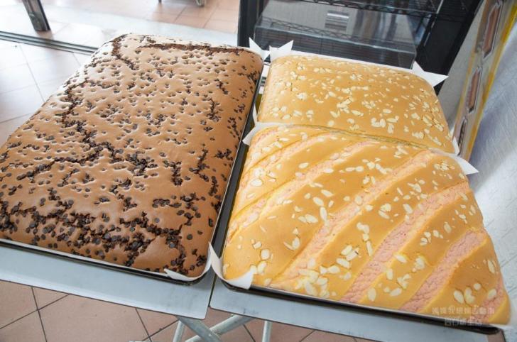 2019 05 23 120935 - 台南現烤蛋糕吉田家烘焙坊,多種口味的現烤古早味蛋糕,蛋捲也不能錯過