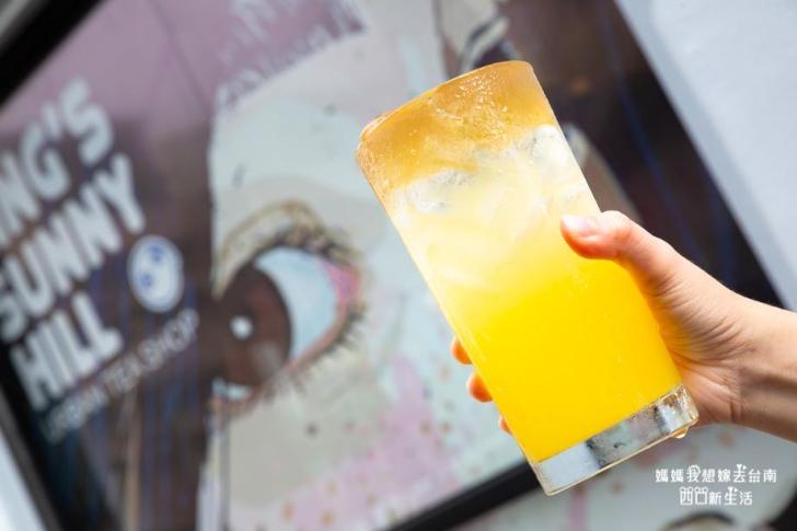 2019 05 30 112546 - 台南手搖飲料另類選擇,有鹹食炸物可以內用的金三益都會茶飲