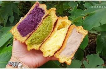 2019 05 30 224707 - 台中一中散步甜點║Mucca • 牧卡燒,全台最大車輪餅、獨創內餡口味、你吃過幾種?(已歇業)
