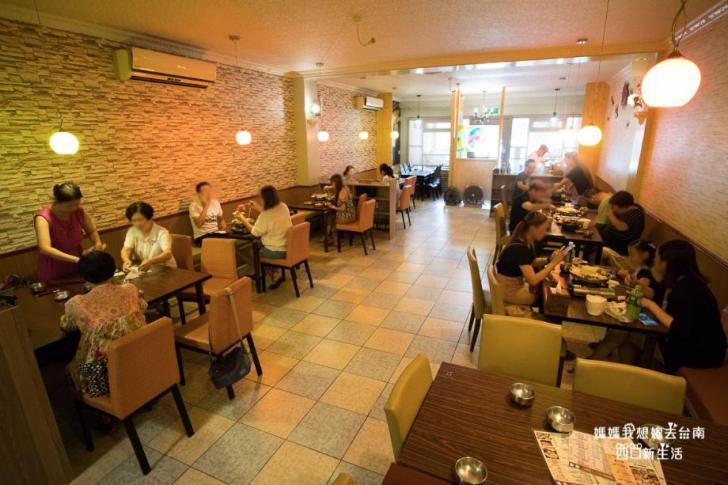 2019 05 31 100702 - 吃得到特別的韓國豬腳,銅盤烤肉也好吃的瑪西達韓式料理,台南韓式料理平價推薦