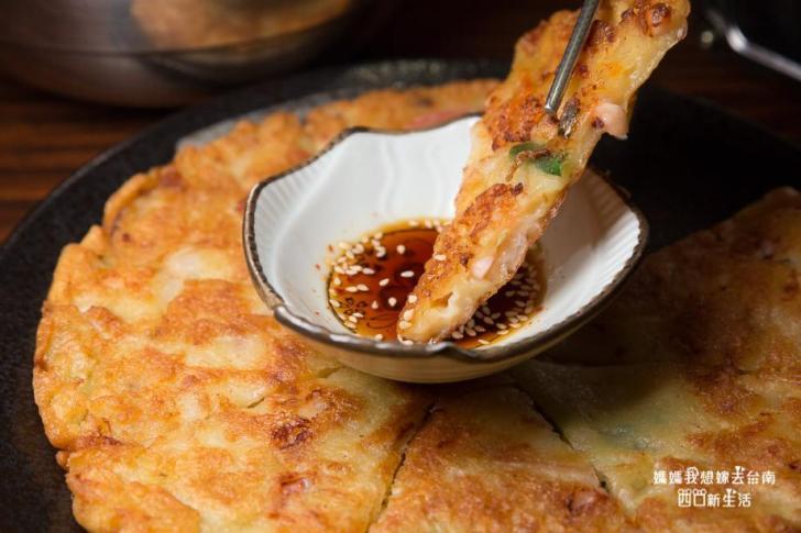 2019 05 31 100715 - 吃得到特別的韓國豬腳,銅盤烤肉也好吃的瑪西達韓式料理,台南韓式料理平價推薦