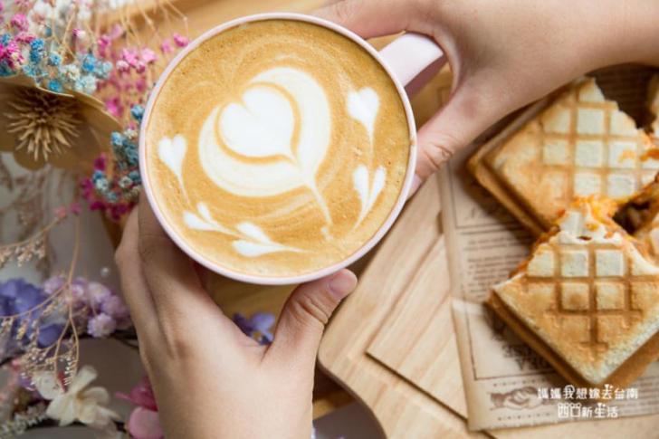 2019 06 03 104726 - K.Fika 啡卡咖啡藏身在山上,氣氛悠閒讓人舒服的台南山上美食