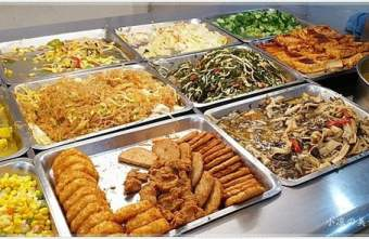 2019 06 30 213656 - 共品指月素食館,素食自助餐也可以很平價,五樣菜只要50元(緊鄰中國醫藥學院)