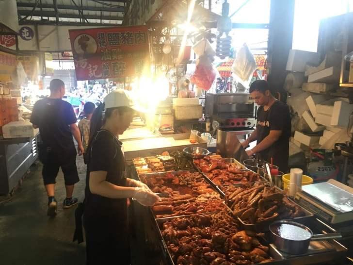 2019 09 02 151600 - 北平路黃昏市場美食,壽司、烤鴨、滷味都在這