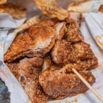 石敢當炸雞│網路上沒資料,隱藏太平美味炸雞店,酥脆飽滿肉汁