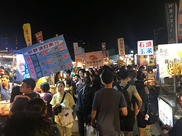 2019 10 10 222003 - 平日6點逛大慶夜市,經過有排隊的攤位懶人包紀錄