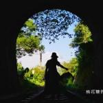 台中后里祕境大公開|神秘隧道美得像是宮崎駿卡通場景
