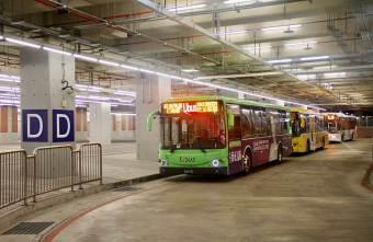 2019 11 30 082502 - 台中轉運中心進駐12條公車路線 火車轉乘前往逢甲、一中商圈、崇德北屯路線更便捷