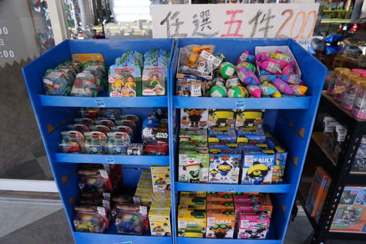 2019 12 13 012735 - 熱血採訪│台中首間包裝NG玩具專賣店新開幕,藏匿在市區地下室的2kids